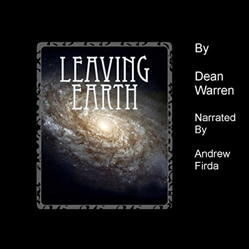 Leaving Earth audiobook cover art