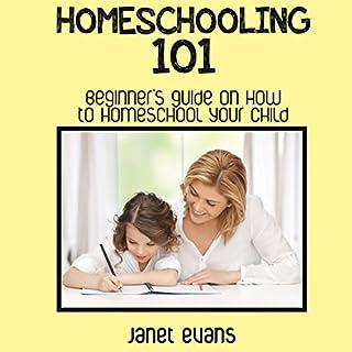 Homeschooling 101 audiobook cover art