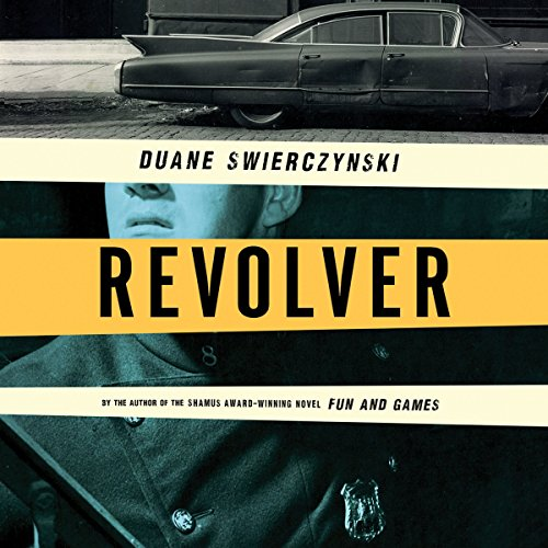 Revolver                   By:                                                                                                                                 Duane Swierczynski                               Narrated by:                                                                                                                                 Rick Zieff,                                                                                        John Glouchevitch,                                                                                        Christine Lakin                      Length: 9 hrs and 19 mins     54 ratings     Overall 4.1