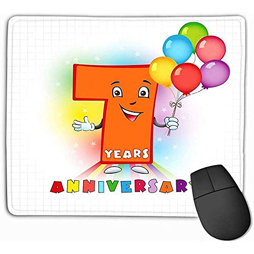 Anti-slip Rubber Mousepad Gaming Mouse Pad 30X25CM Hand Drawn zee Paard Zentangle Stijl Kleurplaten Pagina Ontwerp Effect Logo