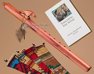 Native American Cedar Flute Pack -Eagle & Bag