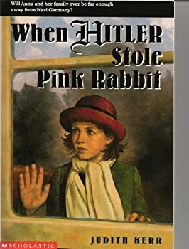 Paperback When Hitler Stole Pink Rabbit Book