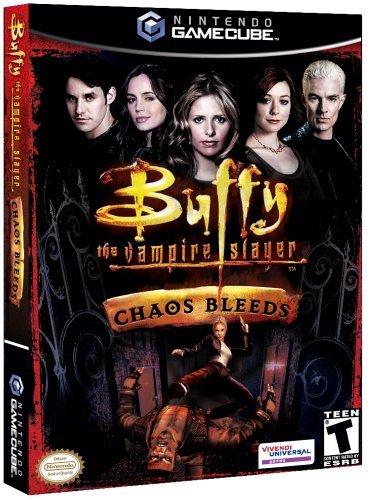 Buffy The Vampire Slayer: Chaos Bleeds (GameCube) by Sierra UK