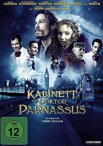 DAS KABINETT DES DOKTOR PARNAS [DVD] [2009]