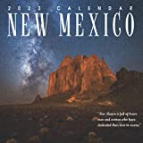 New Mexico Calendar 2022: Gifts for Friends and Family with 12-month Monthly Calendar in 8.5x8.5 inch