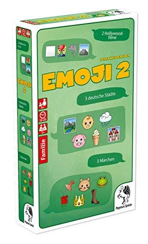 Pegasus Spiele 20013G - Emoji 2