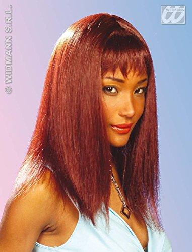 Widmann p0920 – Femme Perruque Cheveux Longs Pamela, Taille Unique Adultes en boîte