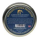 Elephant Leather Preserver Piel Para Cera, 125 ml...