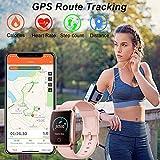 Zoom IMG-2 smartwatch cronometro orologio fitness donna
