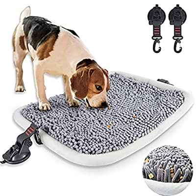 Amazon - 50% Off on Dog Snuffle Mat,Snuffle Mat for Dogs Pet Snuffle Mat Interactive Feed Game