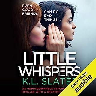 Little Whispers cover art