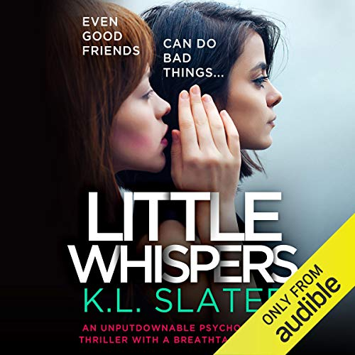 Little Whispers audiobook cover art