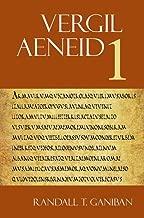 Aeneid 1 (The Focus Vergil Aeneid Commentaries) (Latin and English Edition)