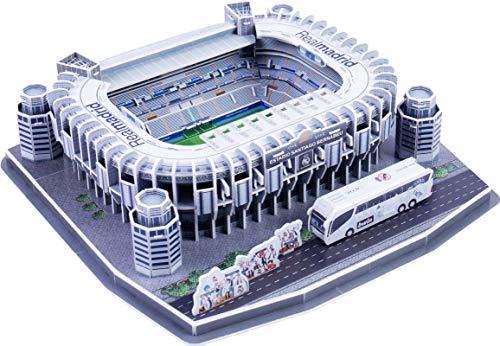 CYC 3D Puzzle Arena, 3D-Stadionpuzzle,Fanartikel Für Kinder Ab 10 Jahren Und Erwachsene, Stadion Im Miniatur-Format,Benfica