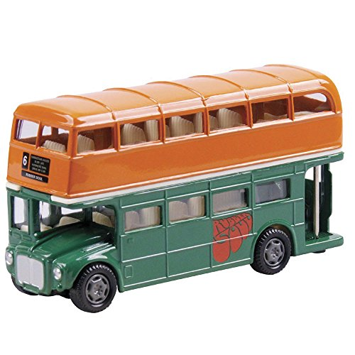 The Beatles die Cast Routemaster (Rubber Soul)
