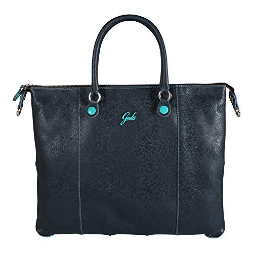 Gabs Damen Handtasche Transformable G3 Tg. M Night blue (dunkel blau)