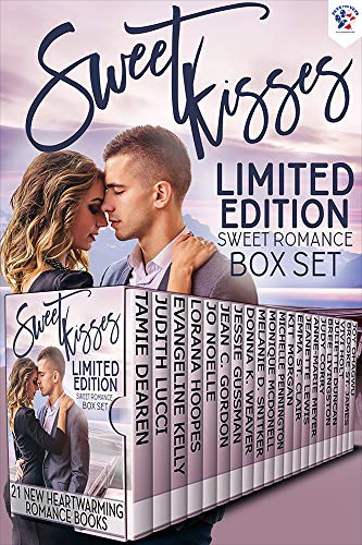 Sweet Kisses Limited Edition Sweet Romance Box Set by [Tamie Dearen, Judith Lucci, Evangaline Kelly, Lorana Hoopes, Joe Noelle, Jean C. Gordon, Jessie Gussman, Donna K. Weaver, Melanie D. Snitker, Monique McDonnell, Michelle  Pennington, Kit  Morgan, Emma  St. Clair, Jeanette  Lewis, Anne-Marie Meyer, Judy  Corry, Bree  Livingston, Juliette  Duncan, Vivi  Holt, Brooke  St. James, Joy  Ohagwu]