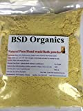 BSD Organics Natural Herbal face wash/bath powder - 100 gms