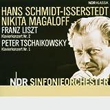 Tchaikovsky/ Liszt Concerto pour piano n°1 / Concerto piano n°2