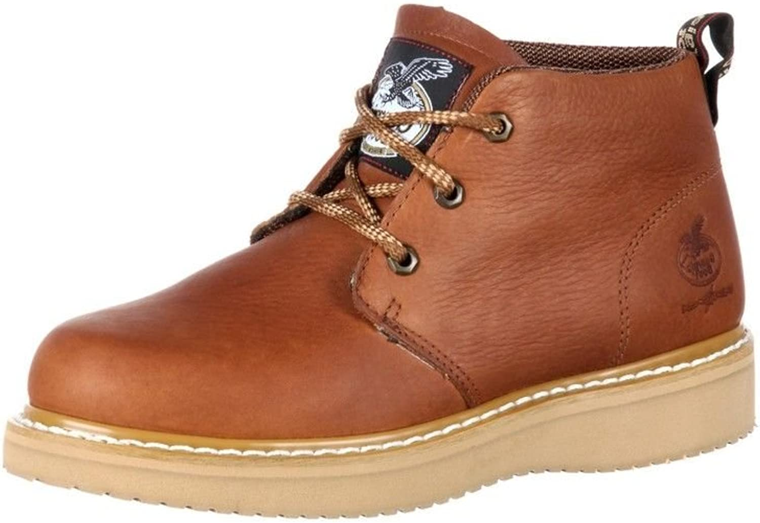 Georgia GB1222 Mans Mans Mans Wedge Chukka Work Boot  presentera alla senaste high street mode