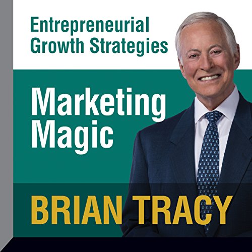 Marketing Magic audiobook cover art