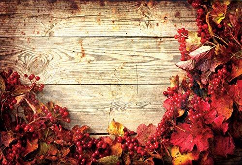 Fondo de Madera para fotografía Tablón de Flores de Primavera Tablero de pétalos Pet Child Digital Photo Studio Props Fondos fotográficos A3 5x3ft / 1.5x1m
