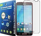 LG Optimus L90 D405 D415 (T-Mobile) Premium Anti-Glare Anti-Fingerprint Matte Finishing LCD Screen Protector Guard Shield Cover Kit (GUARMOR Brand)