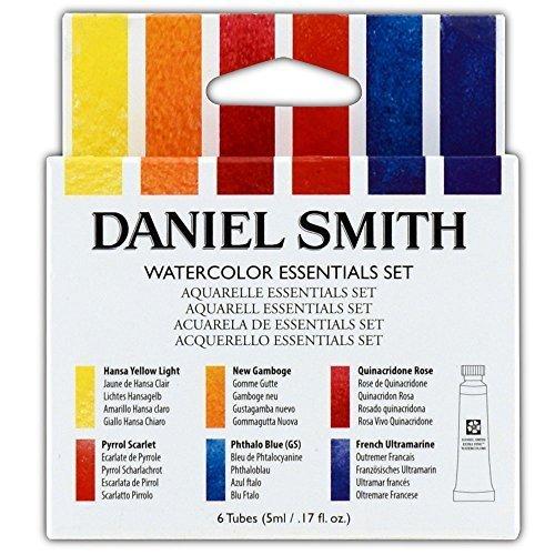 Daniel Smith 5ml Essentials Set by Daniel Smith