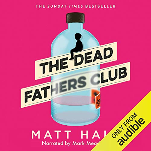 The Dead Fathers Club cover art