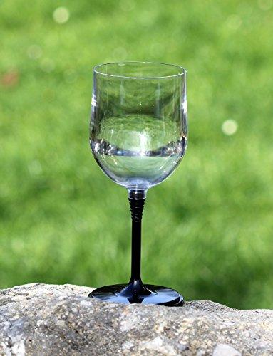 Relags Outdoor Verre à vin Noir 340 ML