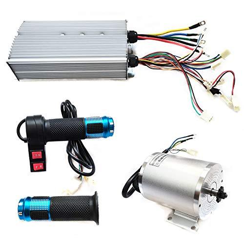 Motor eléctrico sin escobillas de alto rendimiento de corriente continua para patinete...