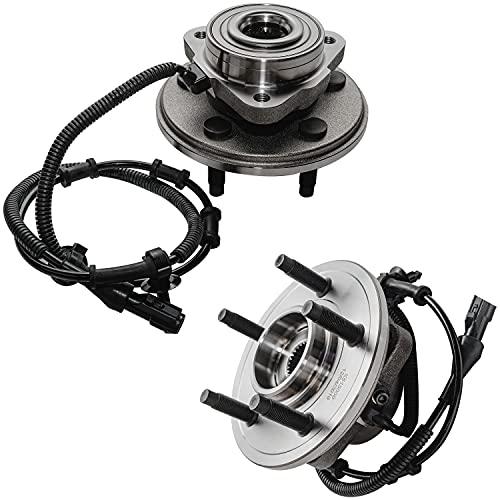 Detroit Axle - Front Wheel Hub Bearing...
