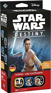 Fantasy Flight Games iSWD02 Star Wars Destiny-Rey Starter Kit