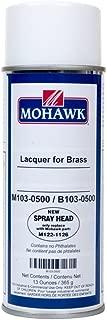 Mohawk Brass Lacquer 13oz