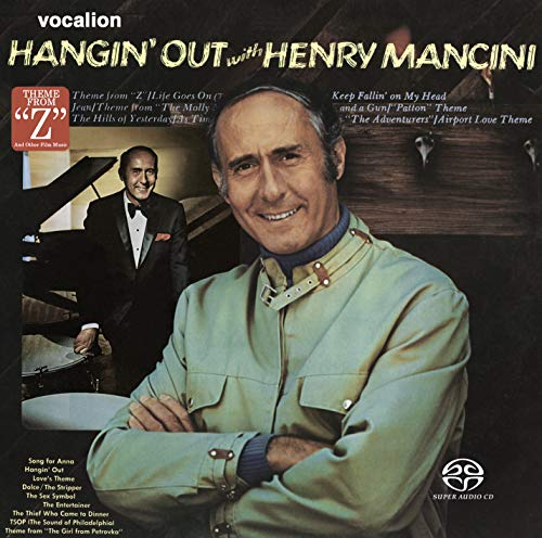 Henry Mancini - Hangin' Out with Henry Mancini & Theme from