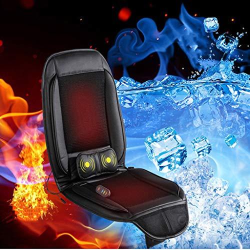 YU-SEAT verwarmde autostoel (verwarming - massage - ventilatie koel) autokussen 24V vrachtwagen / 12V Four Seasons universele voorstoel hot verwarmde