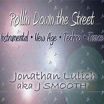 Rollin' Down the Street (Instrumental)