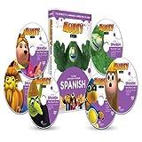 Español para niños Muzzy BBC 6 DVDs y cursos en línea - Juegos y videos - BBC cursos de lengua