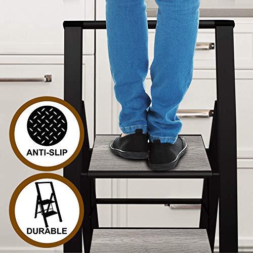 Sorfey Premium 2 Step Ladder, 2