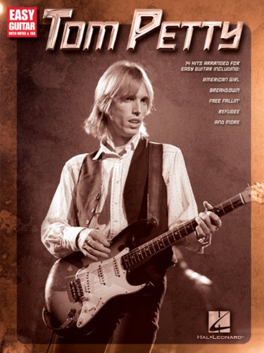 Tom Petty Songbook: Easy Guitar with Notes & Tab
