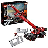 LEGO Technic Rough Terrain Crane 42082 Building Kit (4,057 Pieces)
