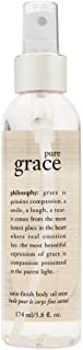 Philosophy Pure Grace 5.8 oz Satin-Finish Body Oil Mist