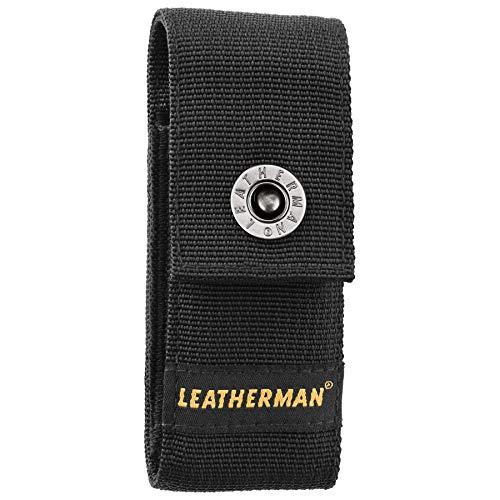 """LEATHERMAN - Premium Nylon Snap Sheath Fits 4"""" Multitools, Medium"""