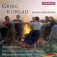 Kuhlau/Grieg: Piano Concertos