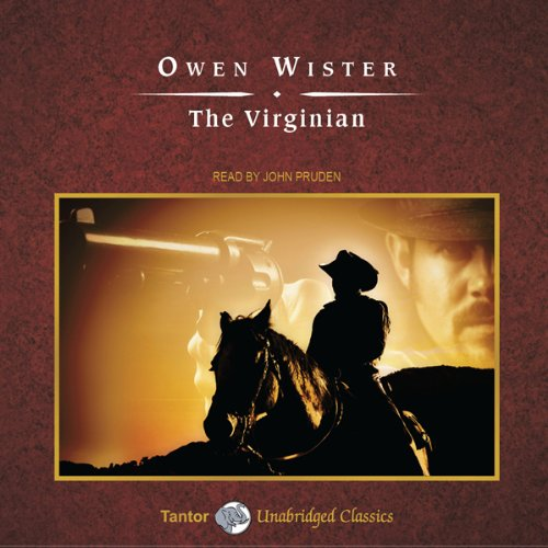 The Virginian  Audiolibri