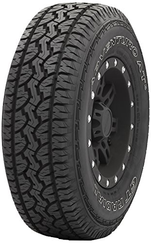 GT Radial ADVENTURO AT3 OWL All-Terrain Radial Tire - P275/65R18 114T