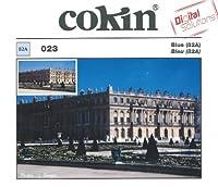 Cokin 角型レンズフィルター X023 ブルー 82A 170×130mm 色彩効果用 500189