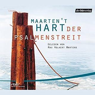 Der Psalmenstreit                   Autor:                                                                                                                                 Maarten 't Hart                               Sprecher:                                                                                                                                 Max Volkert Martens                      Spieldauer: 7 Std. und 21 Min.     38 Bewertungen     Gesamt 3,8