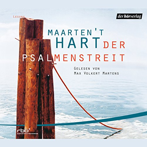 Der Psalmenstreit audiobook cover art