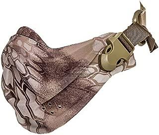 Lancer Tactical Emerson Neoprene Hard Foam Lower Face Mask (Lander)